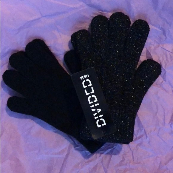H&M Accessories - 2 pairs of H&M Divided gloves
